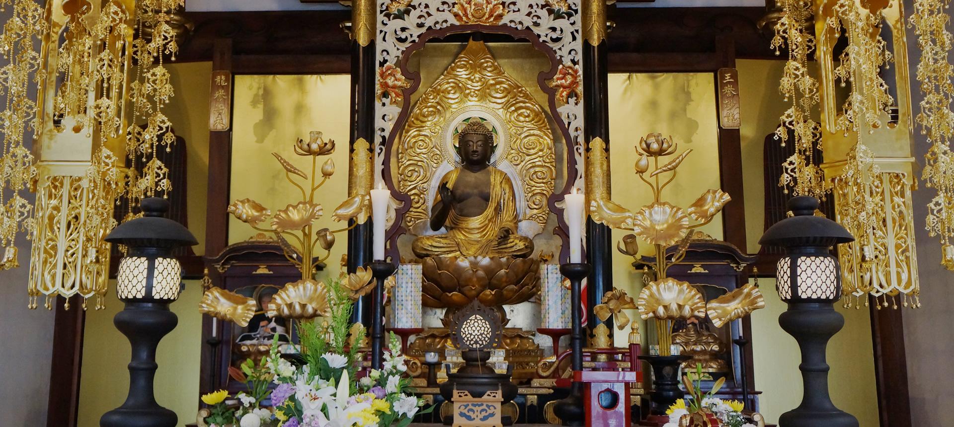 法要(法事)・先祖供養・水子供養、永代供養墓のことなら福岡県宮若市の光明寺へ